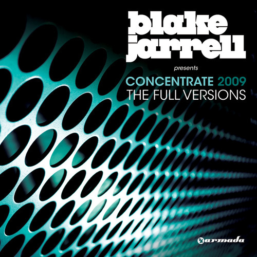 Album Art - Blake Jarrell Presents Concentrate 2009