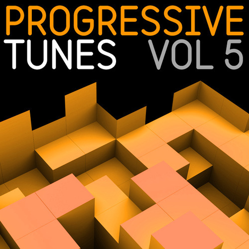Album Art - Progressive Tunes Volume 5