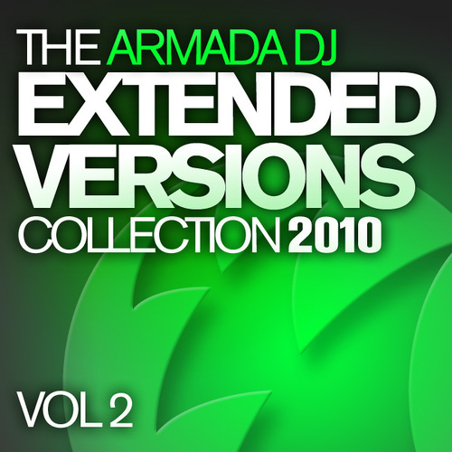 Album Art - The Armada DJ Extended Versions Collection 2010 Volume 2