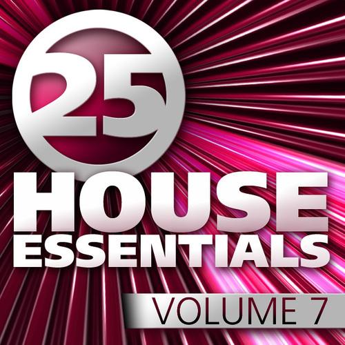Album Art - 25 House Essentials Volume 7