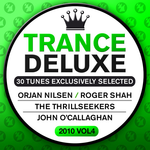 Album Art - Trance Deluxe 2010, Volume 4 - 30 Tunes Exclusively Selected