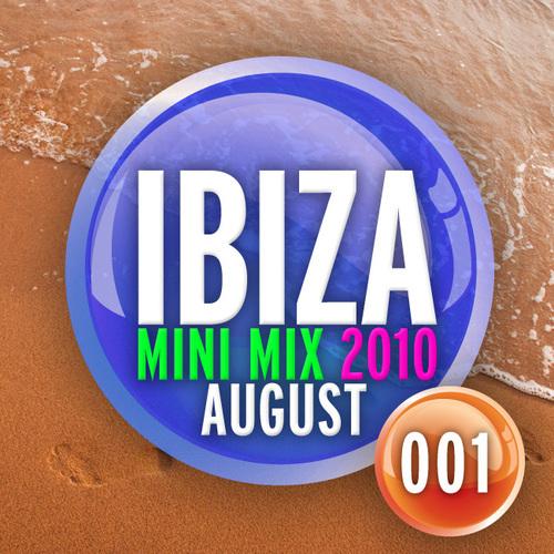 Album Art - Ibiza Mini Mix: August 2010 - 001