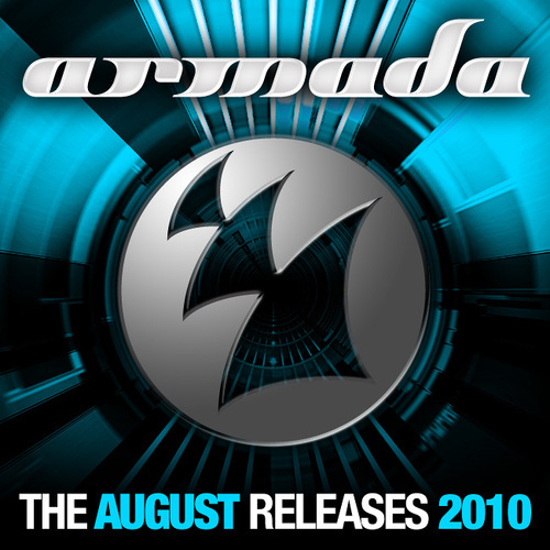 Album Art - Armada August Releases - 2010