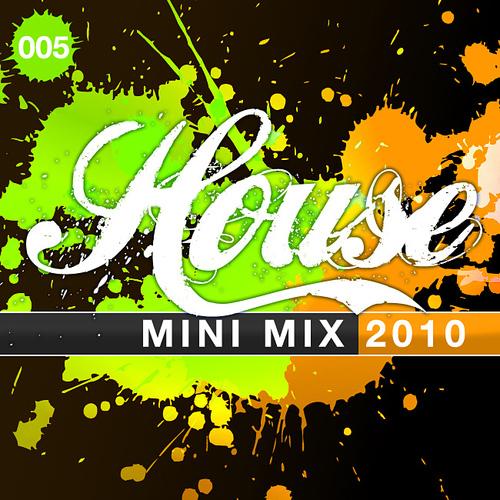 Album Art - House Mini Mix 2010 - 005
