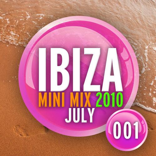 Album Art - Ibiza Mini Mix: July 2010 - 001