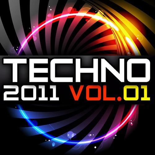 Album Art - Techno 2011 Volume 1