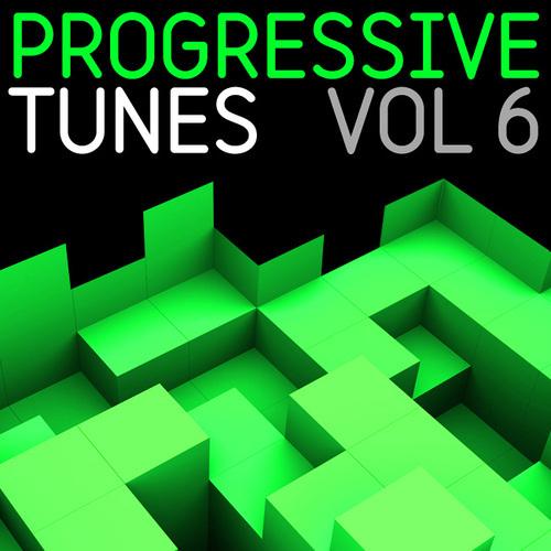Album Art - Progressive Tunes Volume 6