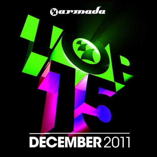 Album Art - Armada Top 15 - December 2011