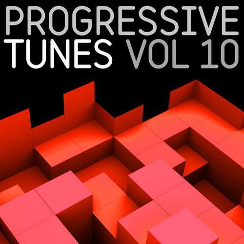 Album Art - Progressive Tunes, Vol. 10