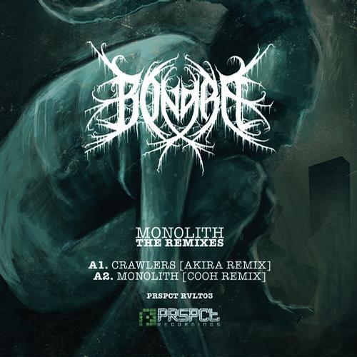 Monolith Remixes Album Art