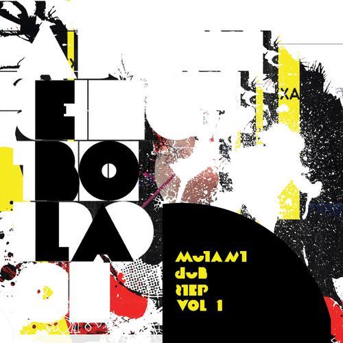 Album Art - Mutant Dubstep Volume 1