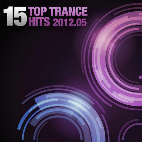 Album Art - 15 Top Trance Hits 2012 - 05
