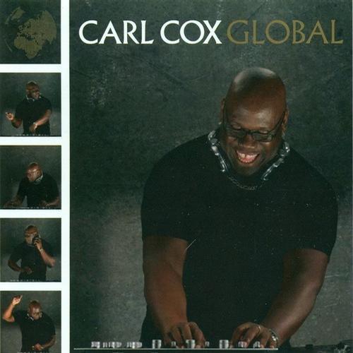 Album Art - Global - Mix Edition