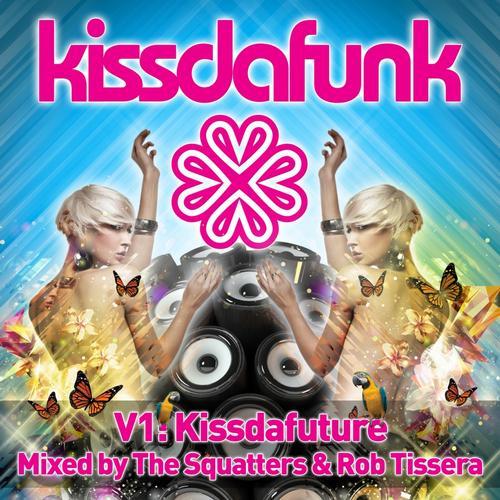 Album Art - Kissdafunk V1: Kissdafuture
