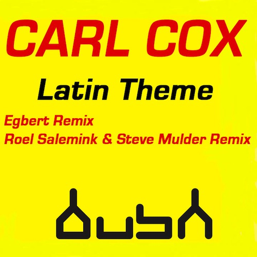 Album Art - The Latin Theme