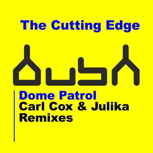 Album Art - The Cutting Edge (Carl Cox and Julika Remix)