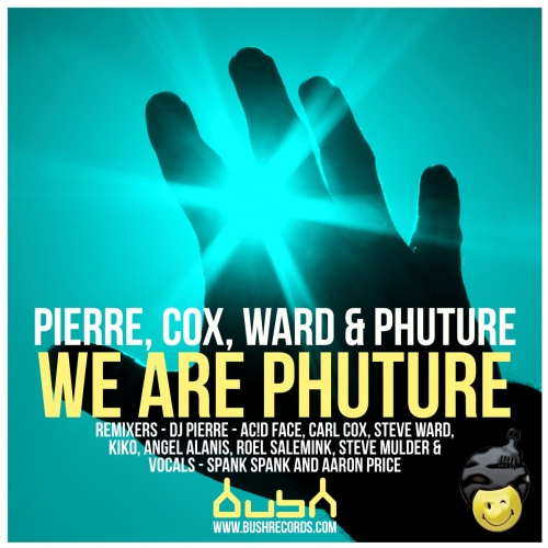 Album Art - We Are Phuture Beats and Dubs