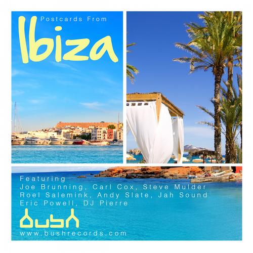 Album Art - Postcards From Ibiza