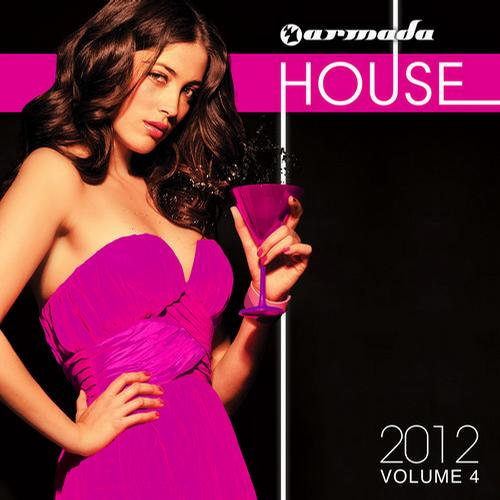 Album Art - Armada House 2012, Vol. 4