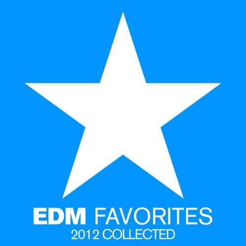 Album Art - EDM Favorites 2012 Collected