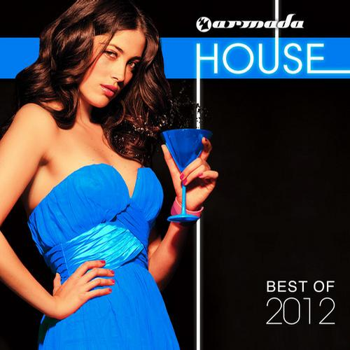 Album Art - Armada House - Best Of 2012