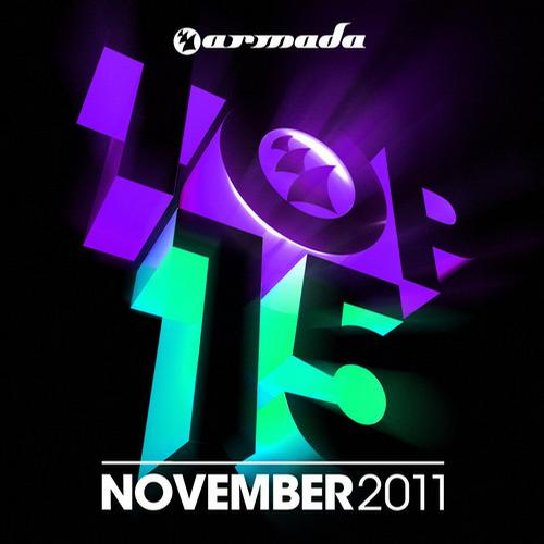 Album Art - Armada Top 15 - November 2011