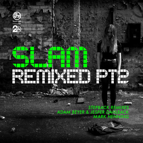 Album Art - Slam Remixed Part 2