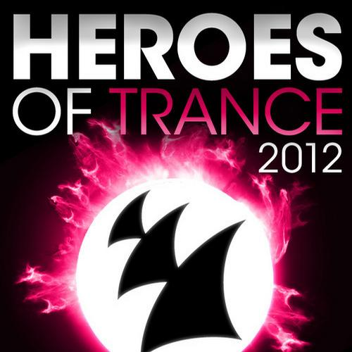 Album Art - Heroes Of Trance 2012