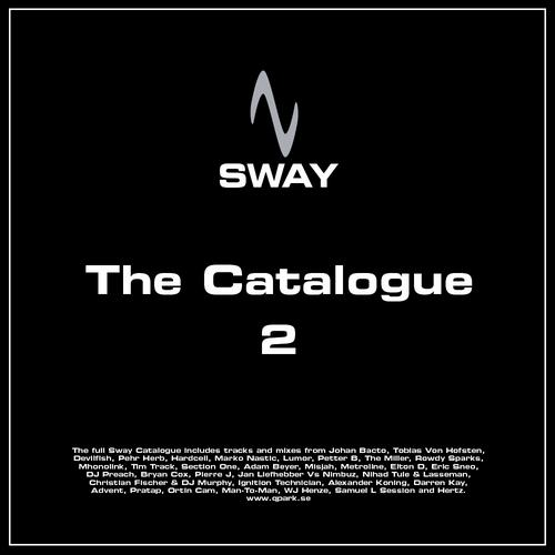 Album Art - Sway - The Catalogue 2 - Remaster 2013