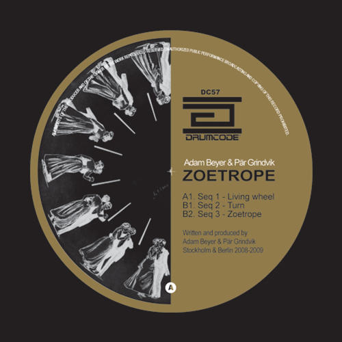 Album Art - Zoetrope