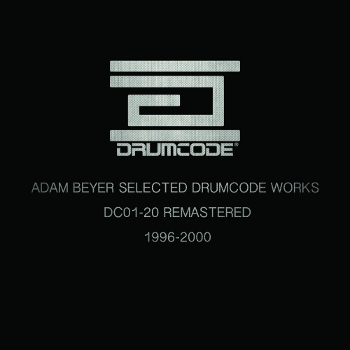 Album Art - Adam Beyer Selected Drumcode Works 96-00