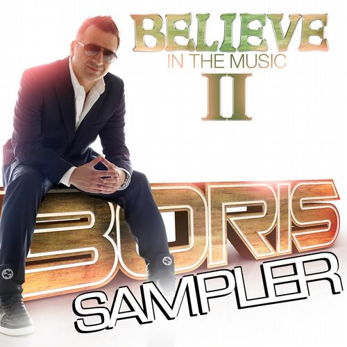 Album Art - Believe In The Music II - Sampler