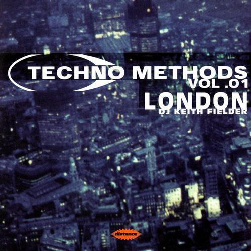 Album Art - Techno Methods, Vol.01 (Mixed By DJ Keith Fielder)