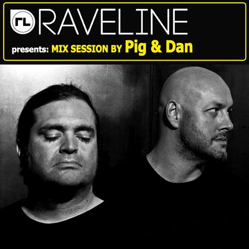 Album Art - Raveline Mix Session By Pig & Dan