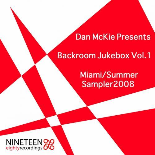 Album Art - Backroom Jukebox Miami Summer Samper 2008, Vol. 1 (Mixed & Compiled By Dan McKie)