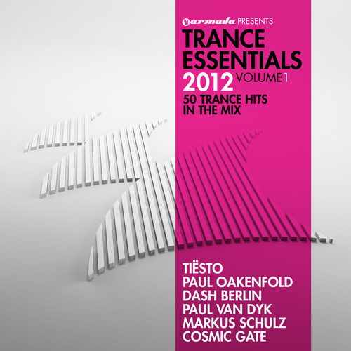 Album Art - Trance Essentials 2012, Vol. 1 - 50 Trance Hits In The Mix