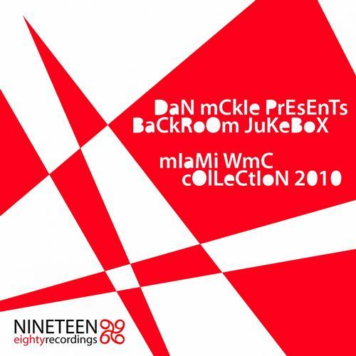 Album Art - Backroom Jukebox - Miami Wmc Collection 2010 (Dan Mckie Presents)
