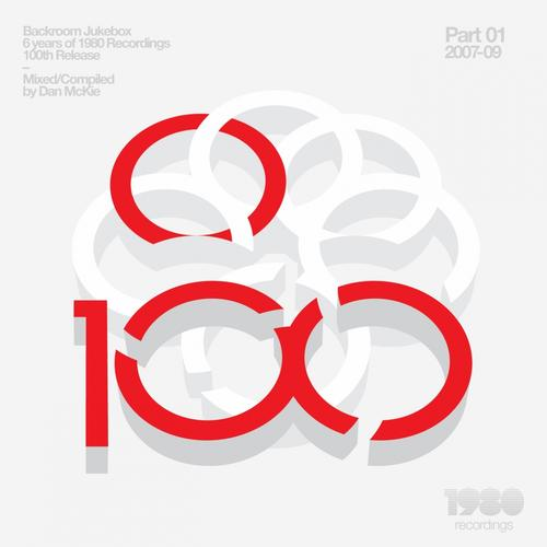Album Art - Backroom Jukebox - 6 Years of 1980 Recordings (Part 01 (2007-09) - Mixed & Compiled By Dan McKie)