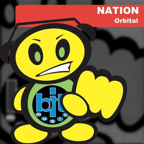 Album Art - Nation