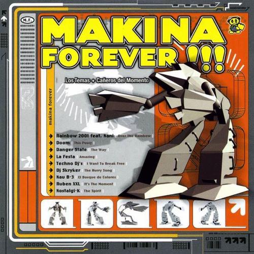 Album Art - Makina Forever, Vol.1 (Los Temas Mas Caneros del Momento)