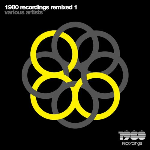 1980 Recordings Remixed 1 Album Art