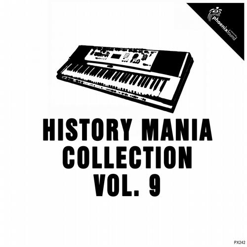Album Art - History Mania Collection, Vol. 9