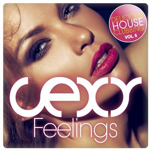 Album Art - Sexy Feelings - Delicious House Clubbing Vol. 5