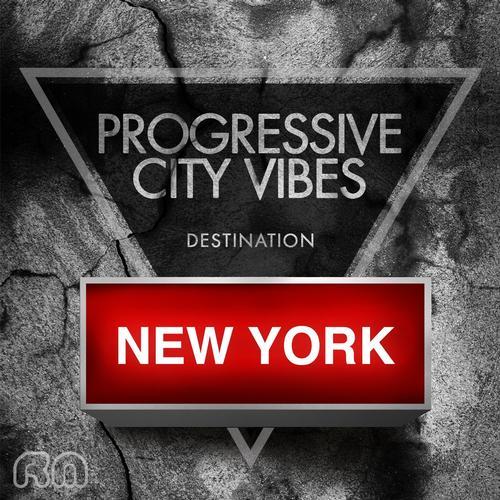 Album Art - Progressive City Vibes - Destination New York