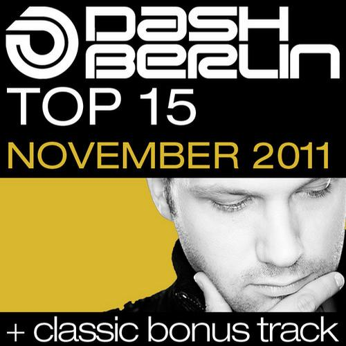 Album Art - Dash Berlin Top 15 - November 2011 - Including Classic Bonus Track