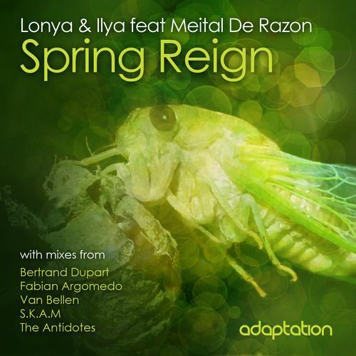 Album Art - Spring Reign