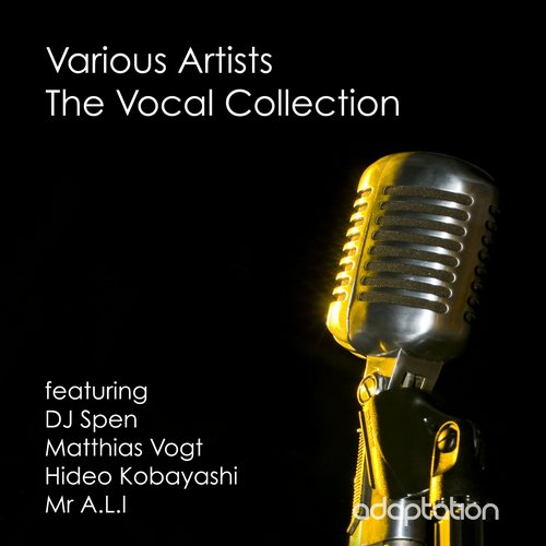 Album Art - The Vocal Collection