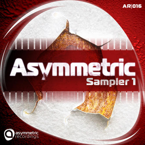 Album Art - Asymmetric Sampler 1