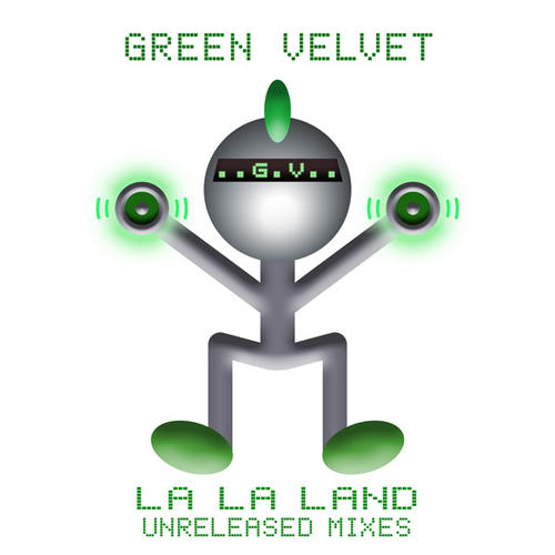 Album Art - La La Land - Unreleased Mixes