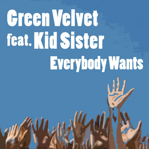 Album Art - Everybody Wants